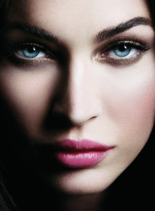 Megan Fox for Giorgio Armani Cosmetics