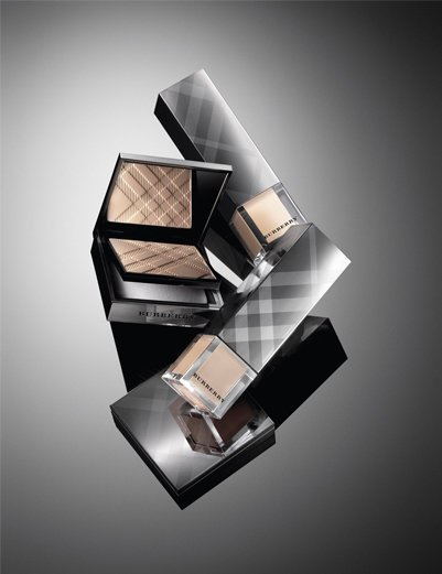 Sheer Foundation, Trench; and Sheer Compact=
