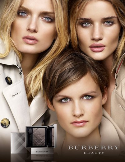 Burberry Sheer Eye Shadow, Taupe Brown
