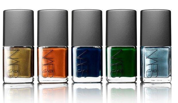 NARS' Fall 2010 Vintage Nail Polish collection