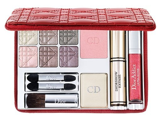 Dior Deluxe Travel Palette Holiday 2010