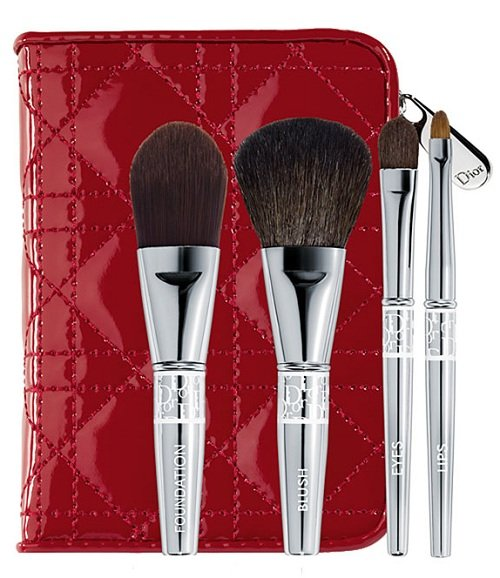 Dior Mini Brush Set Holiday 2010