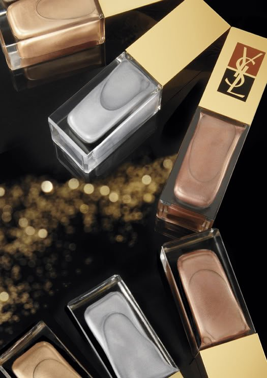 Yves Saint Laurent Holiday 2010 Metallic Colorama