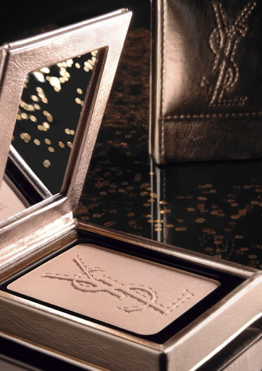 Yves Saint Laurent Holiday 2010 Metallic Colorama palette