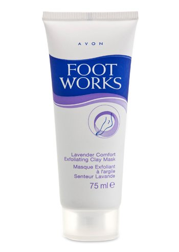 Avon Lavender Foot Mask