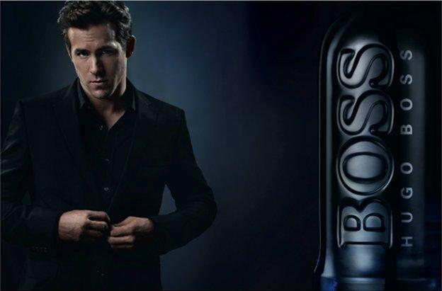 Boss Bottled Night Ryan Reynolds