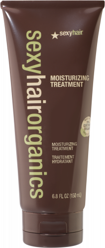Moisturizing Treatment, SexyHair Organics