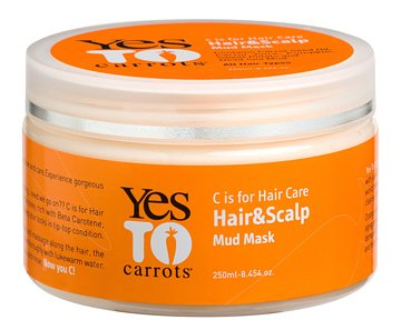 Yes To Carrots Hair Scalp Mask