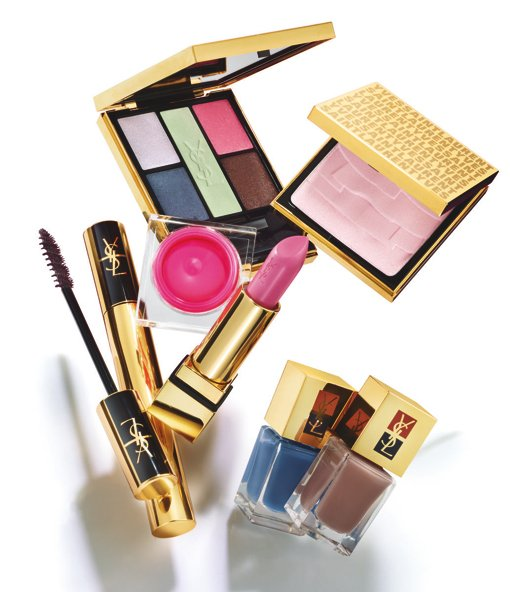 Yves-Saint-Laurent-Spring-2011-Makeup-Collection-Bohème-Libertine-products