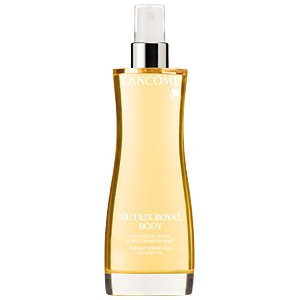 lancome dry body oil