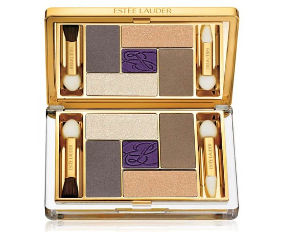 Pure Color Five Color EyeShadow Palette in Wild Violet estee lauder