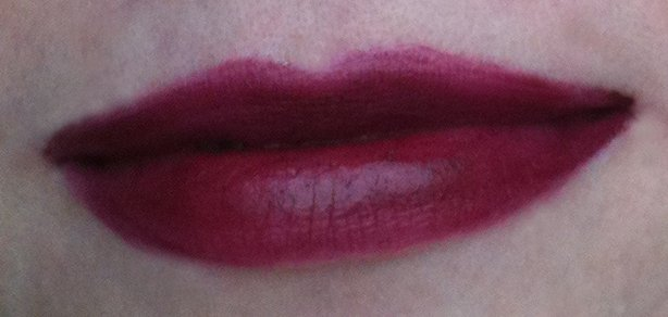 MAC Kissable Lipcolour Love Peck swatch