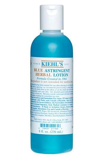 kielhs blue astringent herbal дщешщт