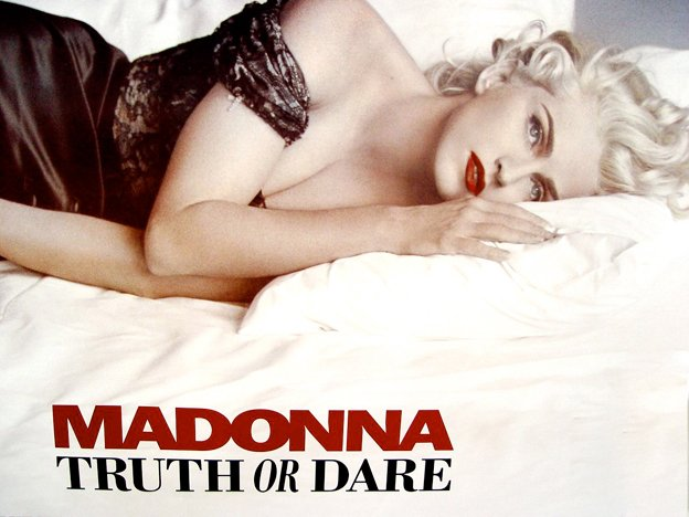 Truth or Dare. Madonna's choice