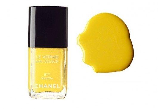 Chanel-Mimosa-Nail-Polish