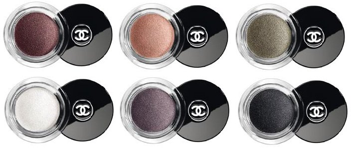 Chanel fall 2011 Illusion d'Ombre