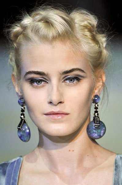 Beauty Trends S/S 2012. Part 2