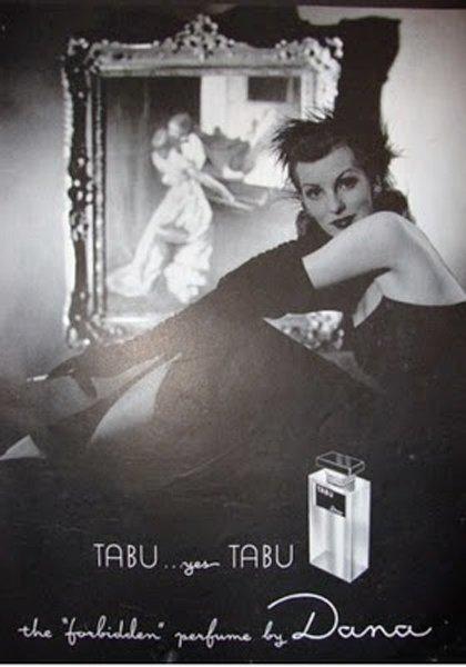 The essence of perfume. Roja Dove. 1930-ые, Tabu