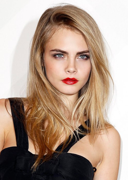 cara-delevingne-wearing-burberry-beauty-at-the-burberry-flagship-store-opening-in-paris,-december-2011-1