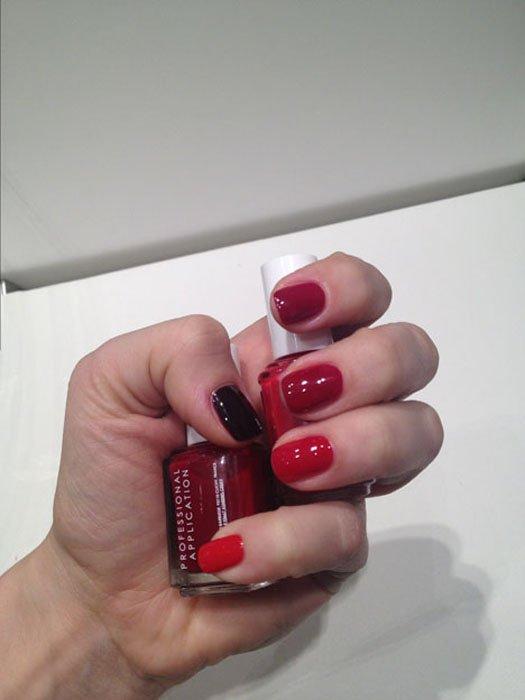 Essie-red
