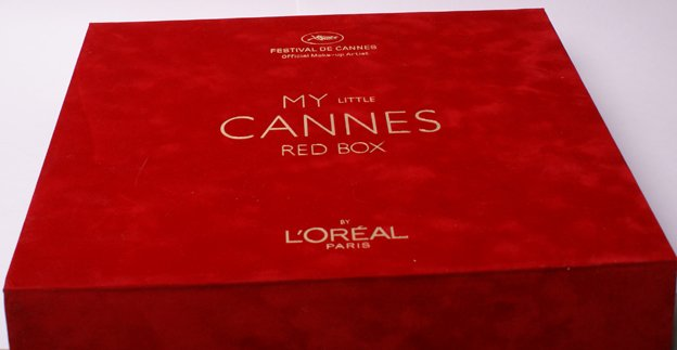 loreal-my-little-cannes-red-box
