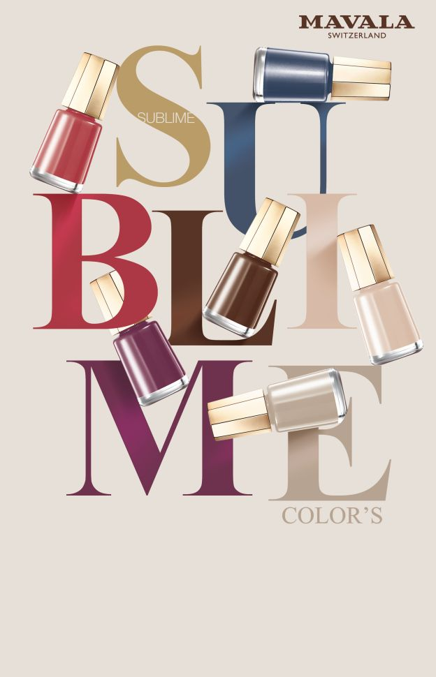 mavala sublime nail polish