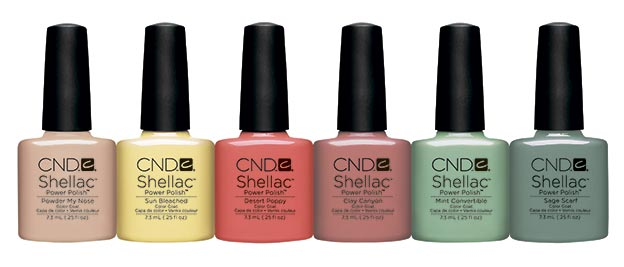 cnd open road shellac