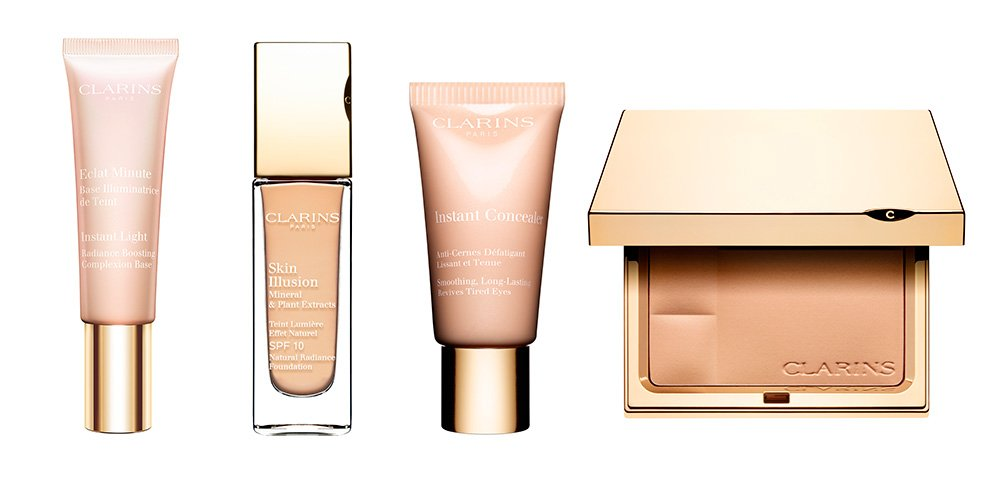 clarins-foundation-products