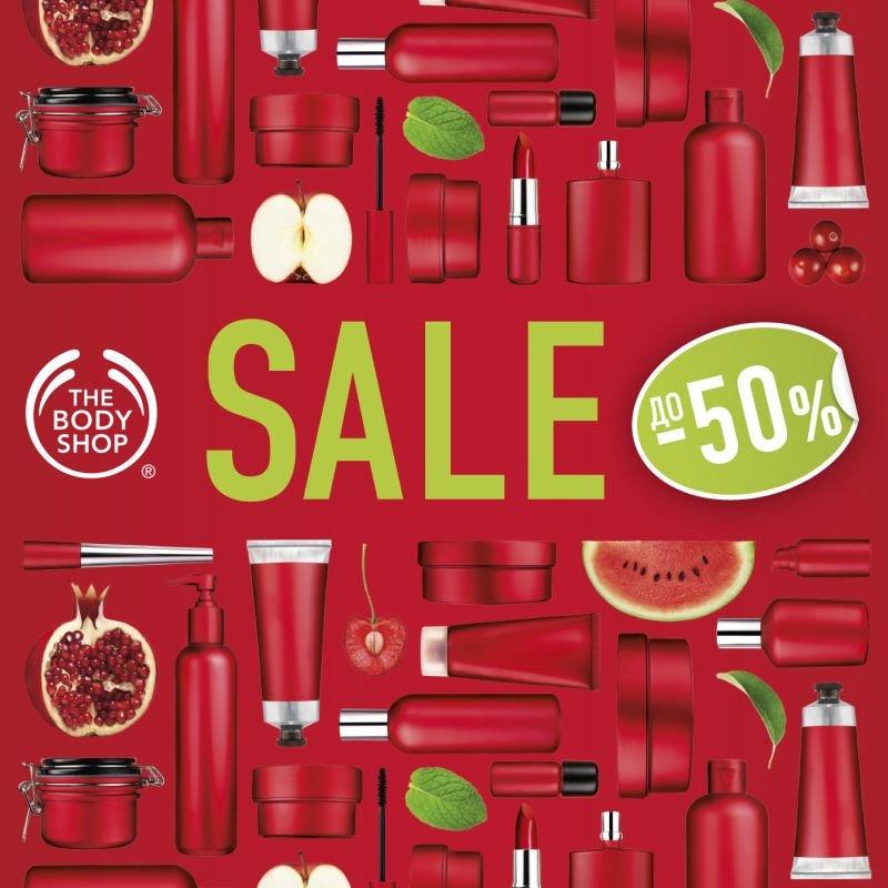The Body Shop_sale