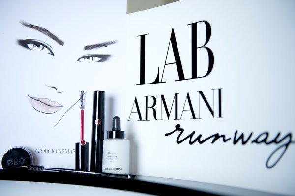Красивое оформление - то, чего у Armani не отнять