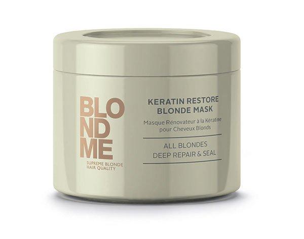 Маска Blond Me Keratin Restore Blonde Mask