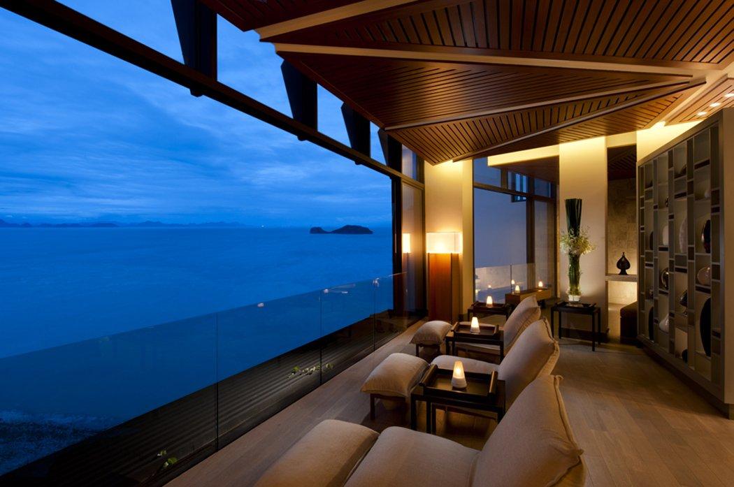 Conrad-Relaxation Lounge