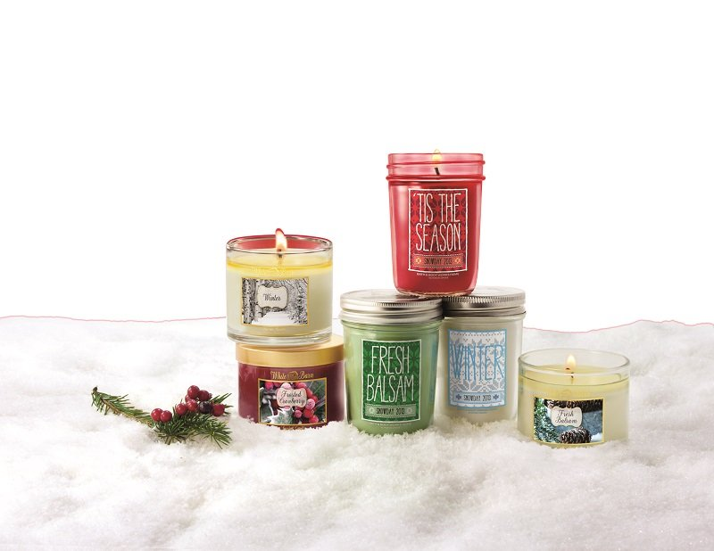 BBW_Xmas collection candles