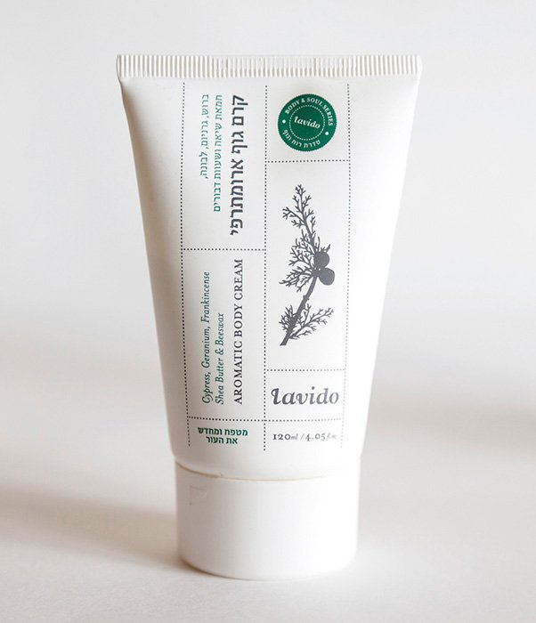 lavido_aromatic_body_cream