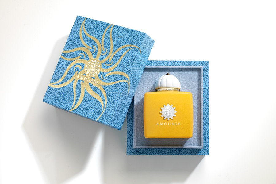 Sunshine — Amouage, Midnight Flower Collection