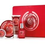 Королевский подарочный набор «Морозная клюква» - The Body Shop®