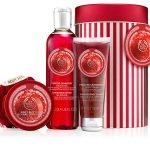 Подарочный набор «Морозная клюква» - The Body Shop®