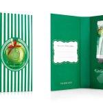 Подарочный набор-открытка «Карамельное яблоко» - The Body Shop®