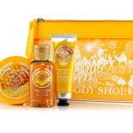 Подарочный набор в косметичке «Honeymania» - The Body Shop®
