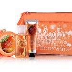 Подарочный набор в косметичке «Манго» - The Body Shop®