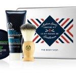 The Body Shop - Christmas 2014 - Modern Gents Shaving Kit