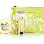 Подарочный набор в косметичке «Моринга» - The Body Shop®