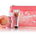 Подарочный набор в косметичке «Розовый грейпфрут» - The Body Shop®