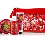 Подарочный набор в косметичке «Клубника» - The Body Shop®