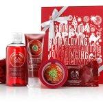 Подарочный набор «Клубника» - The Body Shop®