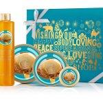 Большой подарочный набор «Дикая аргана» - The Body Shop®