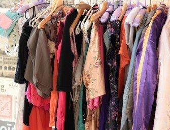 Куда отнести ненужную одежду?