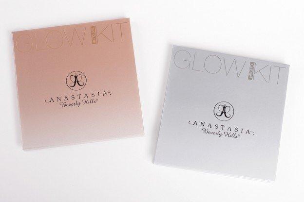 Палетки хайлайтеров Glow Kit Anastasia Beverly Hills отзывы и свотчи