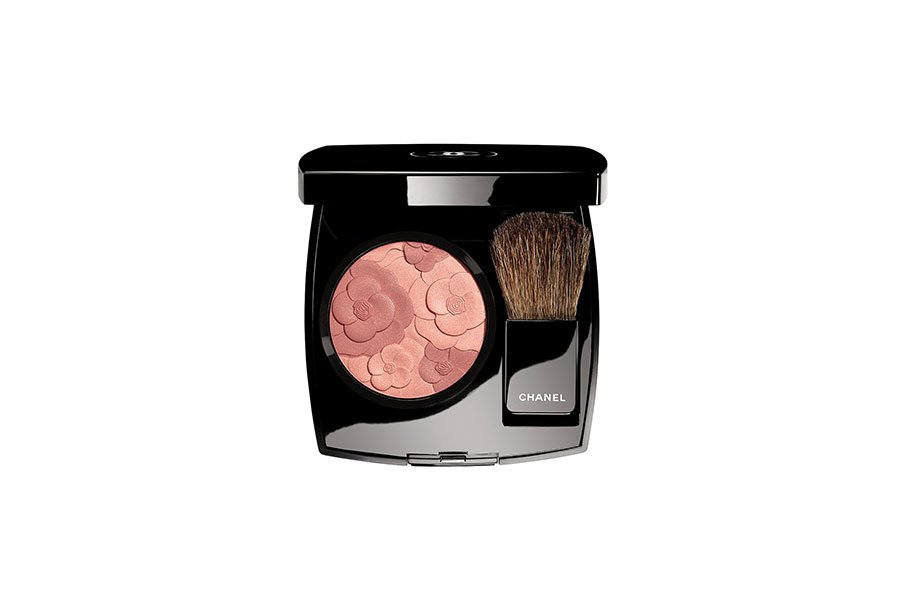 Chanel Makeup SS2015 - Reverie Parisienne - Visual Création Exclusive - Jardin de Chanel