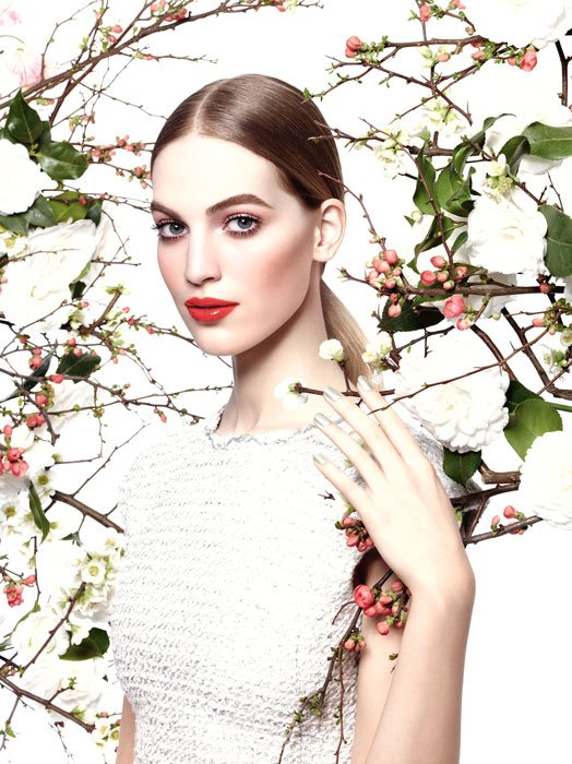 Chanel Makeup SS2015 - Reverie Parisienne - Visual